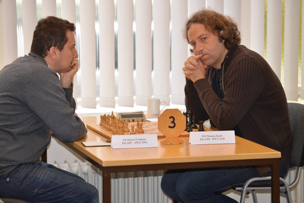 Thomas gegen SG Bochum