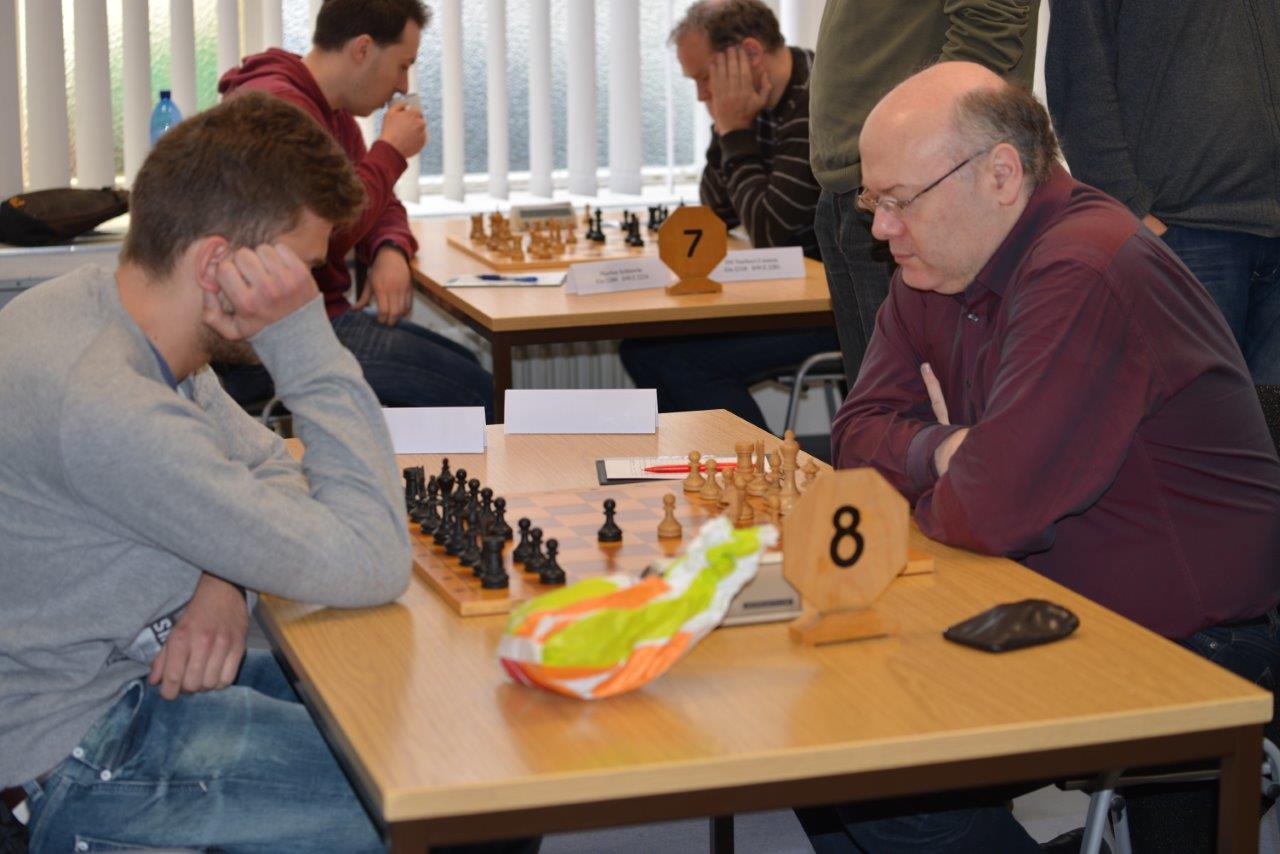 Rudolf gegen SG Bochum